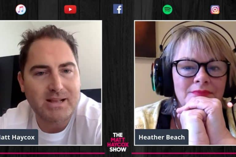Interview with Heather Beach