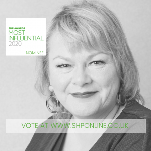 Heather Beach - SHP Awards 2020 - Nominee for the Most Influential person in H&S
