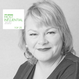 Heather Beach - SHP Awards 2020 - Top 25 of the Most Influential person in H&S