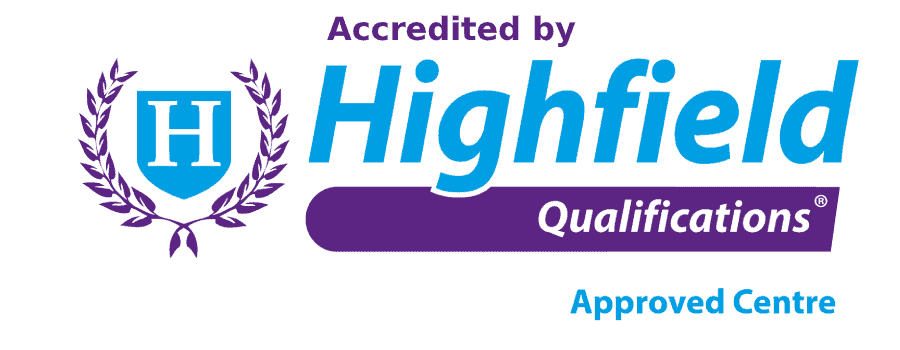 Highfield Qualifications Approved Centre Logo